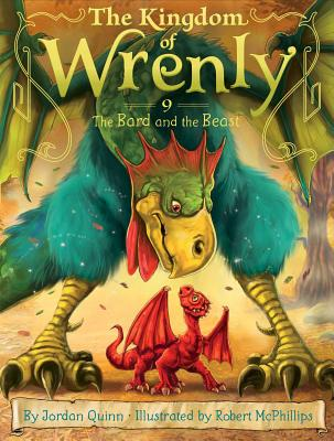 The Bard and the Beast (The Kingdom of Wrenly), Jordan Quinn