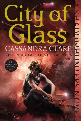 Image for CITY OF GLASS THE MORTAL INSTRUMENTS BOOK 3