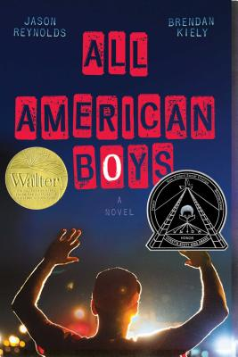 Image for ALL AMERICAN BOYS - A NOVEL