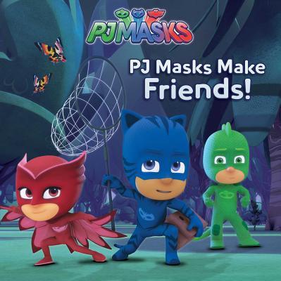 Image for PJ Masks Make Friends!