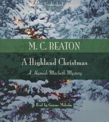Image for A Highland Christmas (A Hamish Macbeth Mystery)