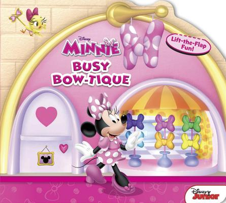 Image for Minnie Busy Bow-tique (Disney Junior)