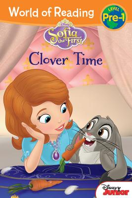Image for World of Reading: Sofia the First Clover Time: Level Pre-1