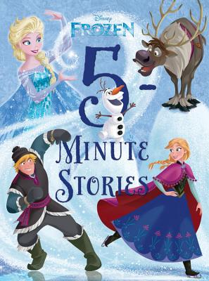 Image for Frozen 5-Minute Frozen Stories (5-Minute Stories)