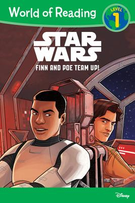 Image for Finn and Poe Team Up! (Star Wars)