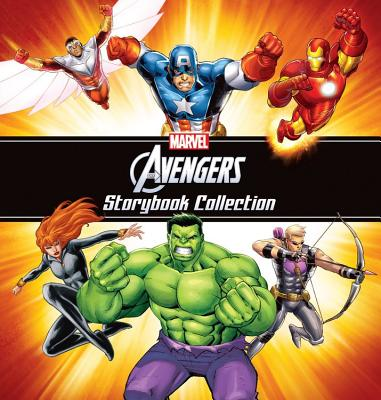 Avengers Storybook Collection, Disney Press