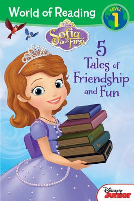 Image for World of Reading: Sofia the First Five Tales of Friendship and Fun