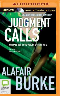 Image for Judgment Calls (Samantha Kincaid Series)