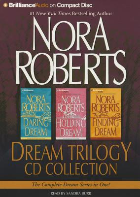 Image for Nora Roberts Dream Trilogy CD Collection: Daring to Dream, Holding the Dream, Finding the Dream (Dream Series)