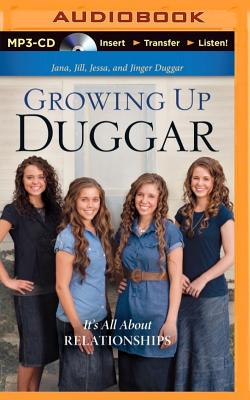 Image for Growing Up Duggar: It's All About Relationships