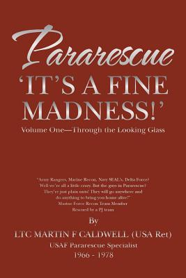 Image for PARARESCUE 'IT'S A FINE MADNESS!': Volume One-Through the Looking Glass