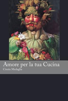 Image for Italian Easy Reader: Amore per la tua Cucina (Italian Edition)