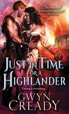 Image for Just in Time for a Highlander