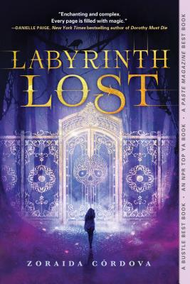 Image for Labyrinth Lost (Brooklyn Brujas)