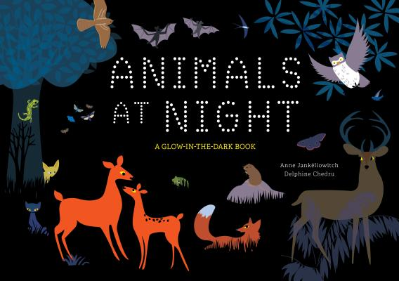 Image for Animals at Night: A Glow-in-the-Dark Book