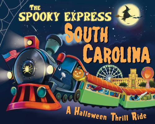 Image for SPOOKY EXPRESS SOUTH CAROLINA: A HALLOWEEN THRILL RIDE