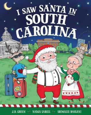 Image for I SAW SANTA IN SOUTH CAROLINA