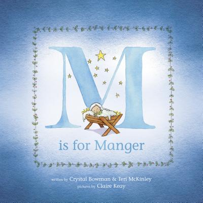 Image for M is for Manger