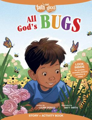 Image for All God's Bugs Story + Activity Book (Faith That Sticks Books)