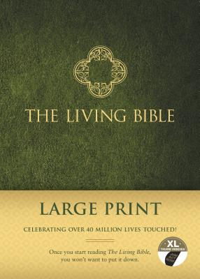 "Image for ""Living Bible LP, HC GRN TLB IDX """