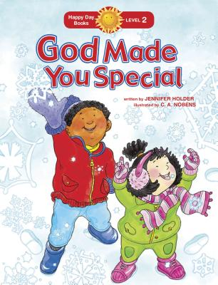 Image for God Made You Special (Happy Day)