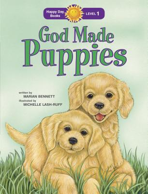 Image for God Made Puppies (Happy Day)