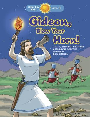 Image for Gideon, Blow Your Horn! (Happy Day)