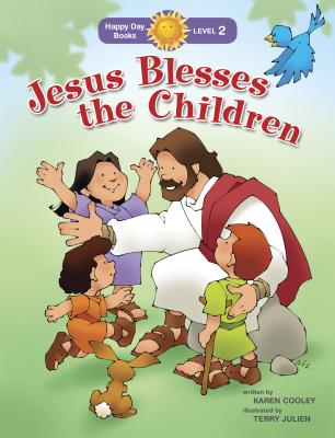 Image for Jesus Blesses the Children (Happy Day)