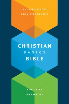 "Image for ""''NLT Christian Basics Bible, Hardcover''"""