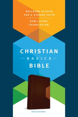 "Image for ""''NLT Christian Basics Bible, Brown/Tan Soft Imitation Leather''"""