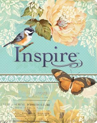 Image for Inspire Bible NLT: The Bible for Creative Journaling