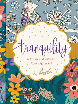 Image for Tranquility: A Prayer and Reflection Coloring Journal