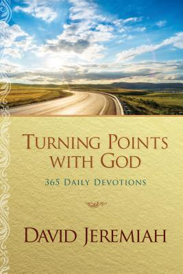 Image for Turning Points with God: 365 Daily Devotions