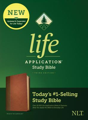 Image for NLT Life Application Bible Third Edition (Brown/Tan)