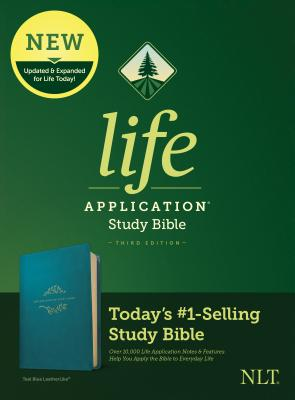 Image for NLT Life Application Study Bible, Third Edition  (Teal Blue)