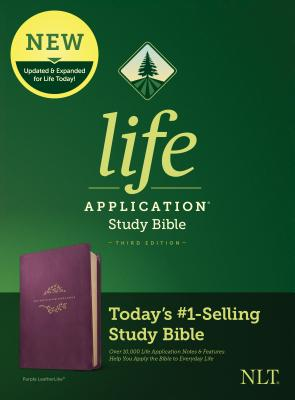 Image for NLT Life Application Study Bible, Third Edition (Purple)