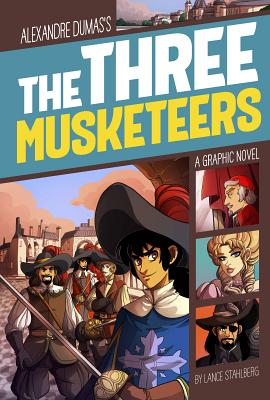 The Three Musketeers (Graphic Revolve: Common Core Editions), Stahlberg, L.R