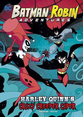 Image for Harley Quinn's Crazy Creeper Caper (Batman & Robin Adventures)