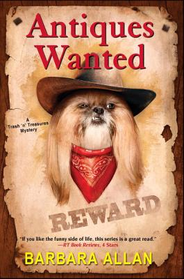 Image for Antiques Wanted (A Trash 'n' Treasures Mystery)