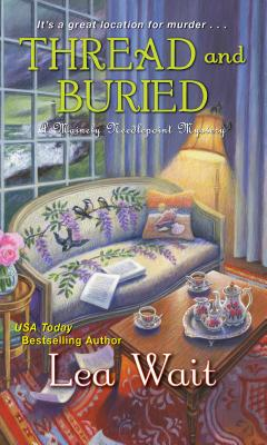 Image for Thread and Buried (A Mainely Needlepoint Mystery)