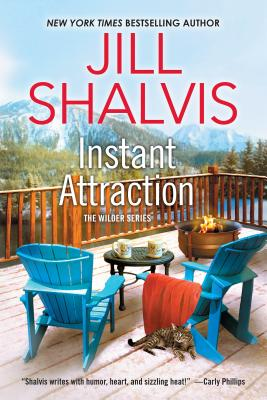 Image for Instant Attraction (Wilder Brothers)