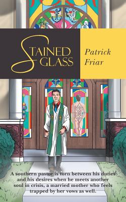 Stained Glass, Friar, Patrick