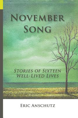 Image for November Song: Stories of Sixteen Well-Lived Lives