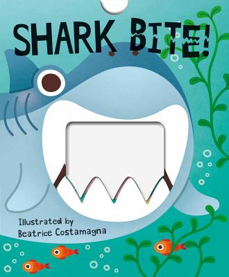 Image for Shark Bite! (Crunchy Board Books)