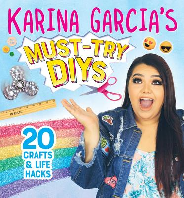 Image for Karina Garcia's Must-Try DIYs: 20 Crafts & Life Hacks