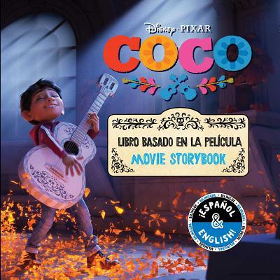 Image for Coco: Movie Storybook / Libro basado en la pelcula (English-Spanish) (Disney Bilingual)