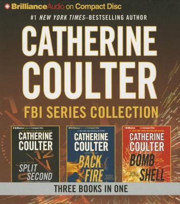 Image for Catherine Coulter - FBI Series Collection: Split Second, Backfire, Bombshell