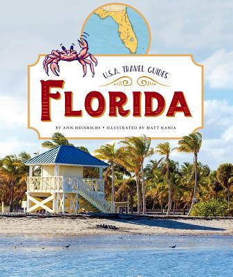 Florida (U.S.A. Travel Guides), Heinrichs, Ann