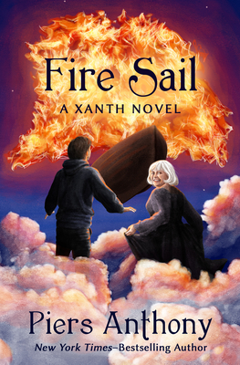 Image for Fire Sail (The Xanth Novels)