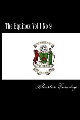 Image for The Equinox Vol 1 No 9